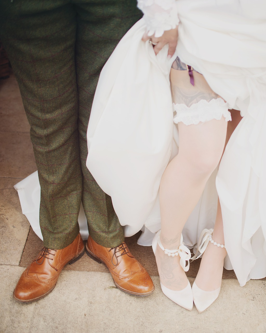 Trouwschoenen bruidsschoenen kopen